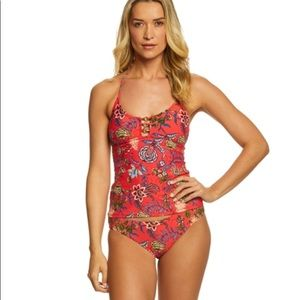 Ella Moss Two Piece Swimsuit. Size Small. NWT.